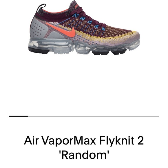 Practicar senderismo Excelente Competidores  Nike Shoes | Nike Air Vapormax Fk2 Random | Poshmark